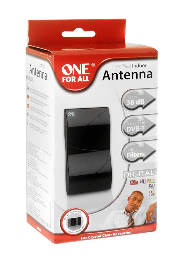 antenne tv tnt one for all sv 9323 eu sv9323eu 1267027 darty. Black Bedroom Furniture Sets. Home Design Ideas