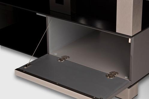 les concepteurs artistiques meuble tv hifi darty. Black Bedroom Furniture Sets. Home Design Ideas