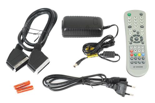 Sagemcom DTR 67160T HDMI NOIR
