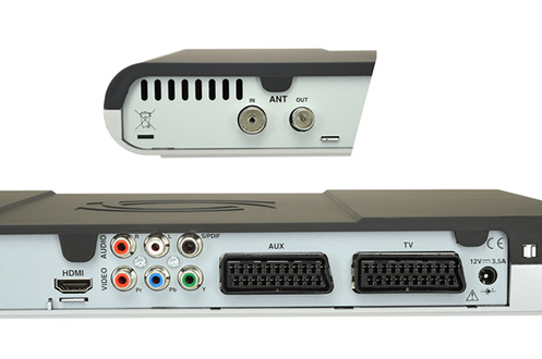 Sagemcom DVR 84250T TNT HD