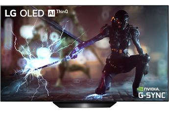 "Ecran de 139 cm (55"") OLED - 100% 4K UHD Smart TV, WebOS 4.5, Wifi intégré Processeur Alpha 7 Gen 2 - Intelligence Artificielle 4 HDMI, 3 USB, Port CI+"