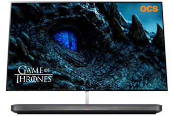 TV OLED Lg 65W9PLA