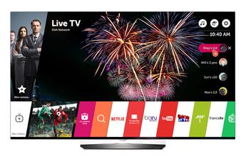 TV OLED 55B6V OLED 4K Lg