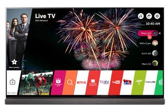 TV OLED 65G6V OLED 4K Lg