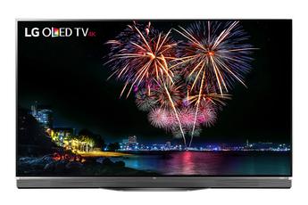 TV OLED 55E6V OLED 4K Lg