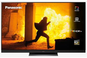 """Ecran de 138 cm (55"""") OLED - 4K ULTRA HD - Barre de son 50 watts intégrée Technologie OLED Super Motion Drive - Filtre noir absolu Compatibilité HDR10+ et Dolby Vision - Dolby Atmos virtual - Compatibilité THX Compatible assistant Google et Alexa"""
