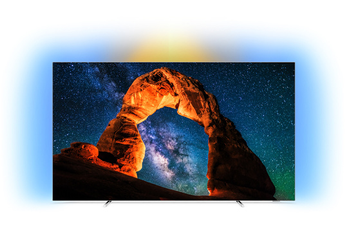 TV OLED PHILIPS 4K