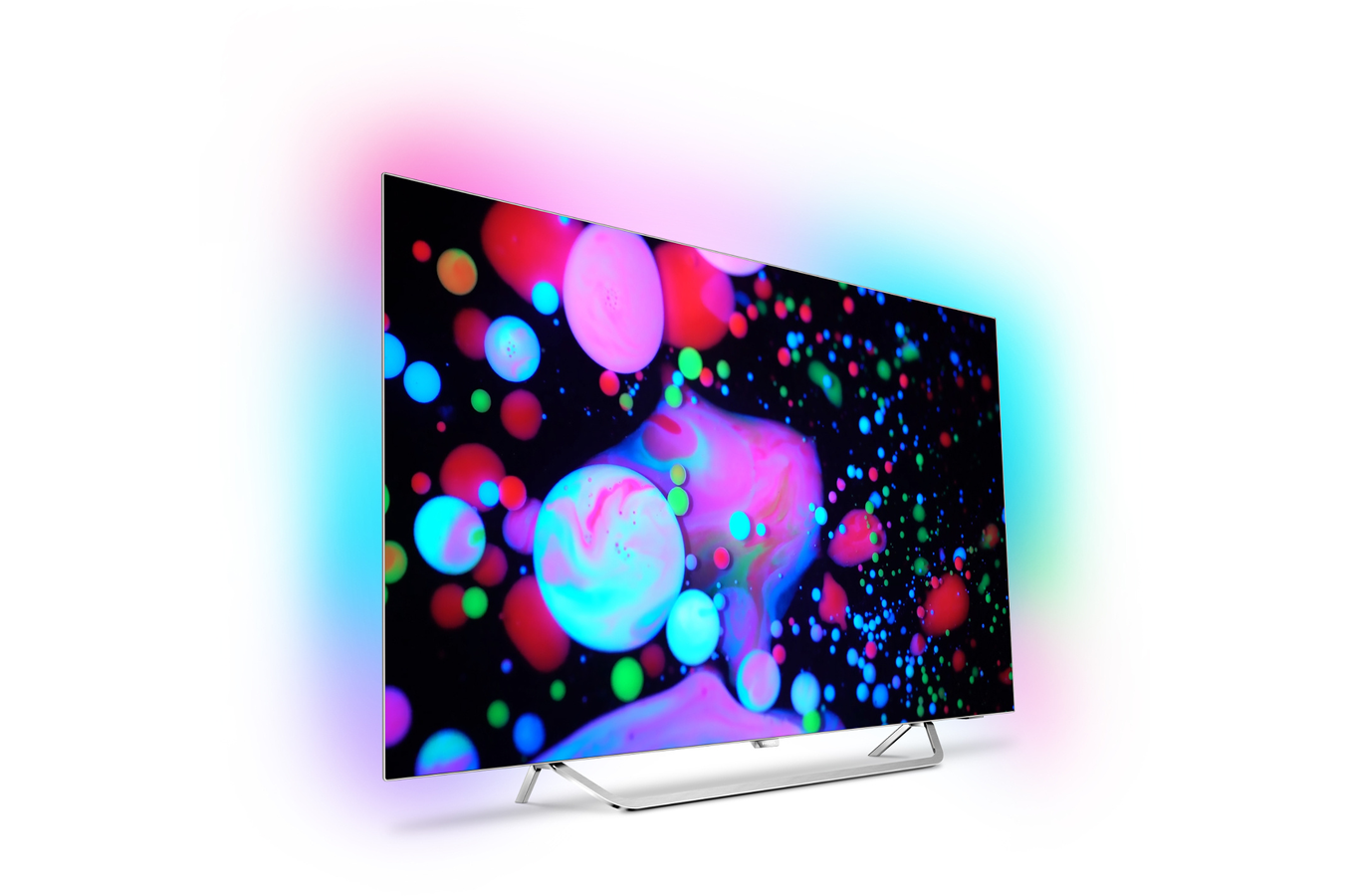 tv oled philips 55pos9002 oled 4k uhd 55pos9002 oled ambilight 4k uhd darty. Black Bedroom Furniture Sets. Home Design Ideas