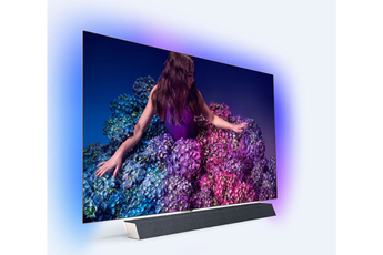 Plus de détails TV OLED Philips 65OLED934