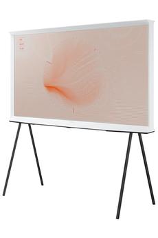 """Ecran de 108 cm (43"""") QLED - 4K UHD 100% du Volume Couleur - Quantum Processor 4K - Compatible HDR 10+ Smart TV - Télécommande Universelle - SmartThings - Compatible Bixby, Amazon Alexa, Google Assistant, AirPlay 2 - Wifi - Bluetooth Mode Ambiant The"""