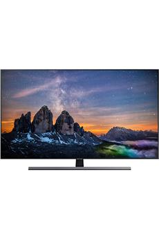 Plus de détails TV QLED Samsung QE55Q80R 2019