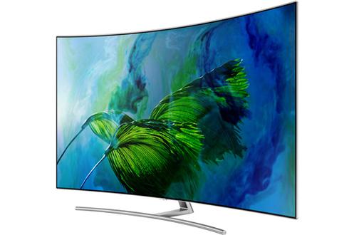 TV QLED QE55Q8C 4K UHD Samsung