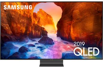 Plus de détails TV QLED Samsung QE55Q90R 2019