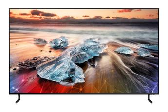 Plus de détails TV QLED Samsung QE55Q950R