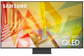 TV QLED Samsung QE55Q95T 2020 Darty