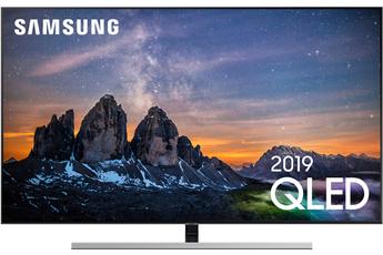 Plus de détails TV QLED Samsung QE65Q80R 2019