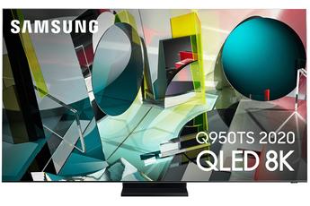 Plus de détails TV QLED Samsung QE65Q950TS 2020