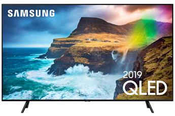 Plus de détails TV QLED Samsung QE75Q70R 2019
