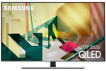 Plus de détails TV QLED Samsung QE75Q77T 2020
