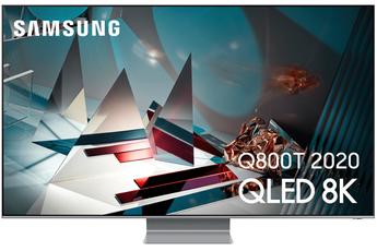 Plus de détails TV QLED Samsung QE82Q800T 8K 2020