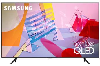Plus de détails TV QLED Samsung QE85Q60T 2020