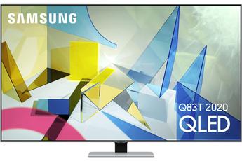 Plus de détails TV QLED Samsung QE55Q83T 2020