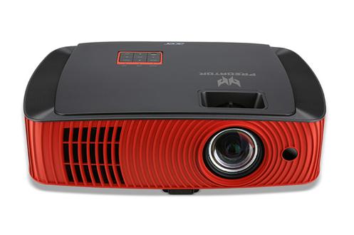Vidéoprojecteur DLP à courte focale Full HD 1080p (1920x1080 pixels) - gamers Mode Gaming Haut-parleurs 2 x 10 Watts - Audio Bluetooth