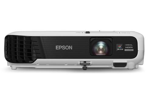 Un vidéoprojecteur simple, design et accessible à tous ! Le projecteur Home Cinéma EB-U04 de Epson est un choix idéal que vous soyez un particulier ou un professionnel. Que ce soit pour regarder des films, en bénéficiant d'une expérience cinématographique