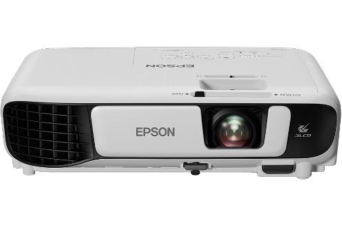 Vidéoprojecteur WXGA Tri LCD 3600 Lumen Ansi Haut-parleurs intégrés. HDMI
