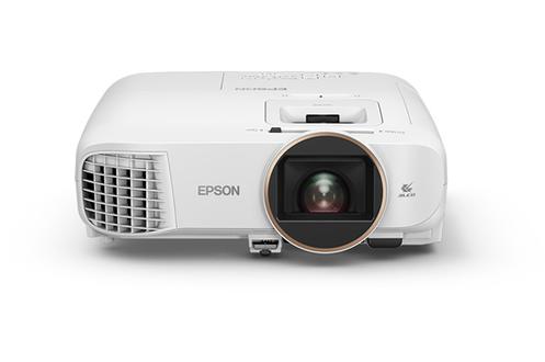 Vidéoprojecteur Full HD Tri-LCD Résolution 1080p (1920 x 1080) 2500 Lumens - Compatible 3D Technologies Wifi et Miracast