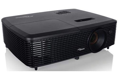 Vidéoprojecteur DLP 3D Résolution : 800x600 pixels (SVGA) 3200 ANSI lumens - Contraste 20 000:1 2 HDMI, connexion MHL