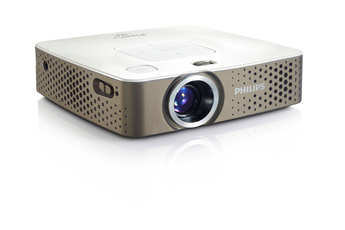 Vid oprojecteur philips darty for Micro 360p dlp
