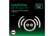 INSTALLATION WIFI-CPL