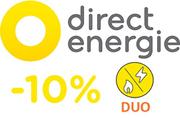 OFFRE EXCLUSIVE DUALE GAZ+ELECTRICITE