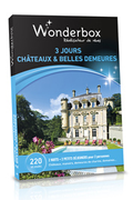 3 JOURS - CHATEAUX & BELLES DEMEURES