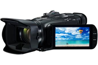 Caméscope numérique LEGRIA HF G40 Canon