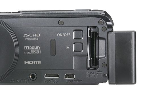 Canon HF R47 Wifi + HOUSSE + CARTE 4 GO