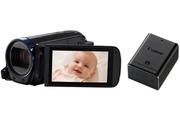 Caméscope numérique Canon LEGRIA HF R606 + 2EME BATTERIE