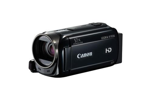 Canon LEGRIA HF R506 + 2E BATTERIE