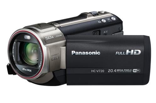 Panasonic HC-V720EF-K