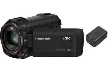 Caméscope numérique HC-VX980 4K + 2EME BATTERIE Panasonic
