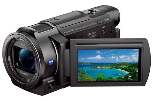 Caméscope numérique FDR-AX33 4K Sony