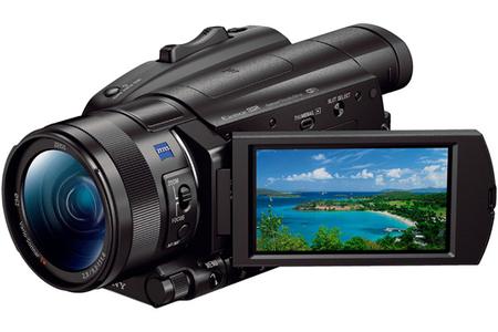 Caméscope Sony FDR-AX700