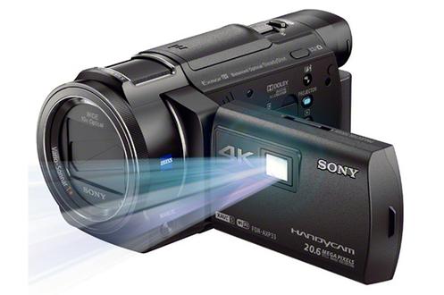 cam scope num rique sony fdr axp33 4k 4090330 darty. Black Bedroom Furniture Sets. Home Design Ideas