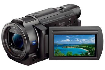 Caméscope numérique FDR-AXP33 4K Sony