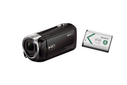 Caméscope numérique Sony HDR-CX240 + 2EME BATTERIE