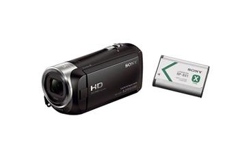 Caméscope numérique HDR-CX240 + 2EME BATTERIE Sony