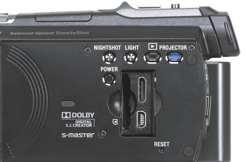 Sony HDR-PJ740V