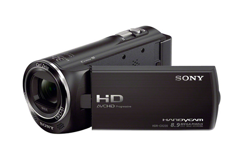 Caméscope numérique HDR CX220 + CARTE 32GO Sony