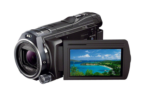 Sony HDR PJ810